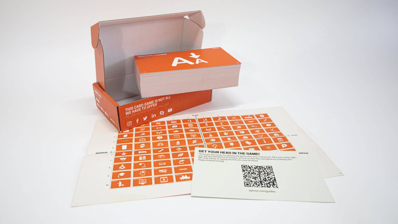 Have & Do Box with Matrix