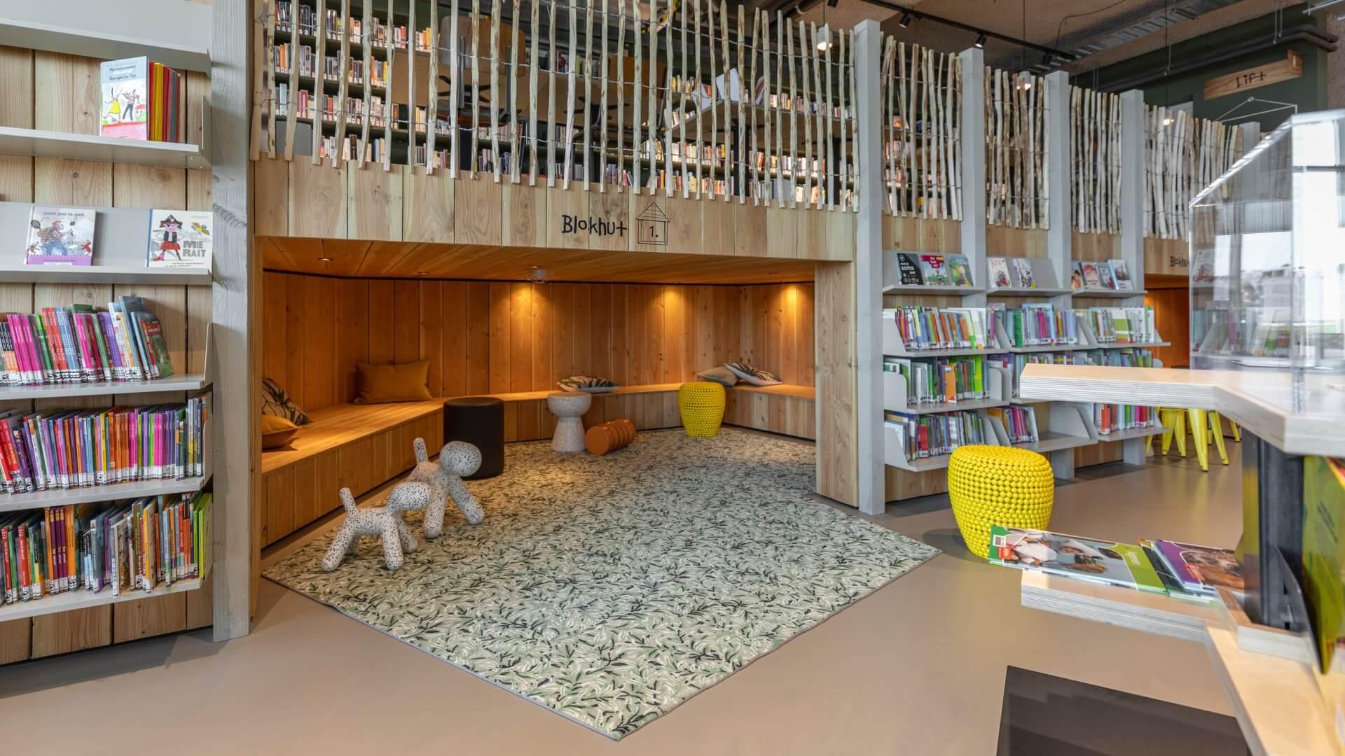 4 Alphen Bibliotheek